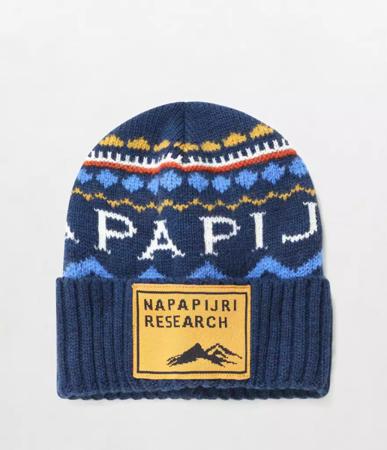 Zimowa czapka Napapijri Farmington Insignia Blue